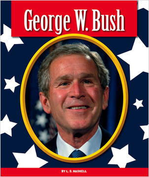 Cover: George W. Bush
