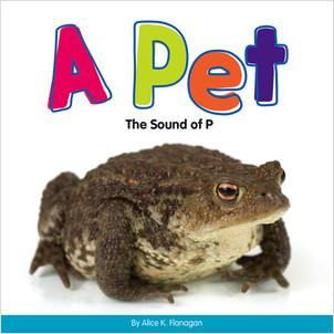 Cover: A Pet: The Sound of P
