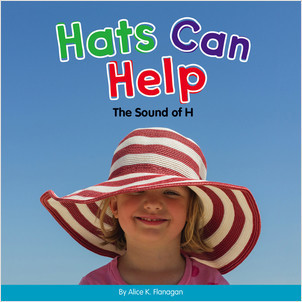 Cover: Hats Can Help: The Sound of H