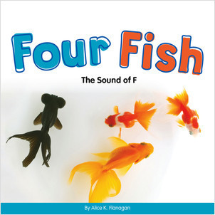 Cover: Four Fish: The Sound of F