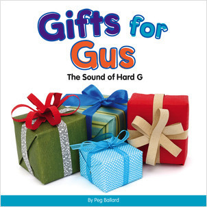 Cover: Gifts for Gus: The Sound of Hard G