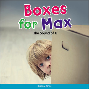 Cover: Boxes for Max: The Sound of X