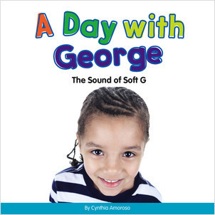 Cover: A Day with George: The Sound of Soft G