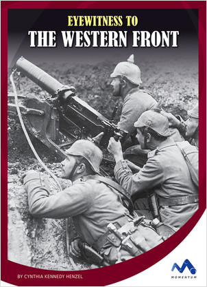 Cover: Eyewitness to the Western Front