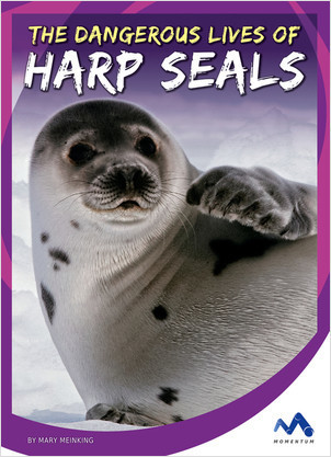 Cover: The Dangerous Lives of Harp Seals