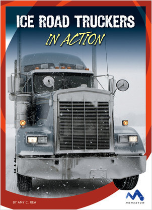 Cover: Ice Road Truckers in Action