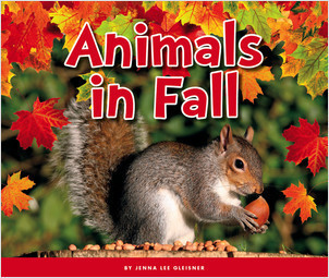 Cover: Animals in Fall