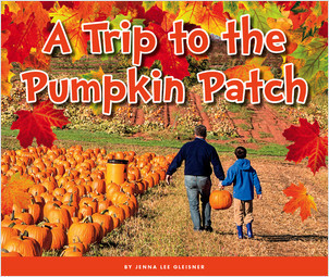 Cover: A Trip to the Pumpkin Patch