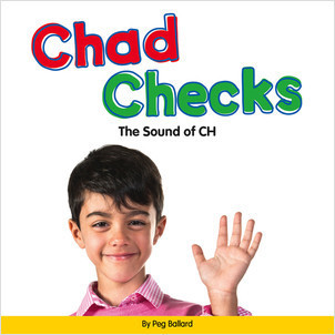 Cover: Chad Checks: The Sound of CH