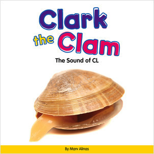 Cover: Clark the Clam: The Sound of CL