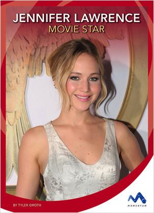 Cover: Jennifer Lawrence: Movie Star