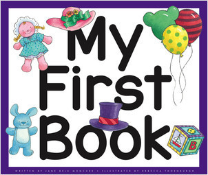 Cover: My First Book