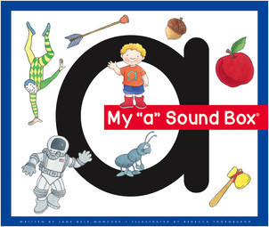 Cover: Jane Belk Moncure's Sound Box Books