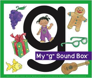 Cover: My 'g' Sound Box