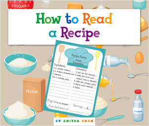 Cover: How to Read a Recipe