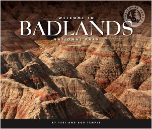 Cover: Welcome to Badlands National Park