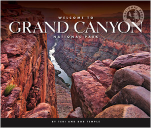 Cover: Welcome to Grand Canyon National Park