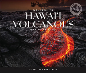 Cover: Welcome to Hawai'i Volcanoes National Park