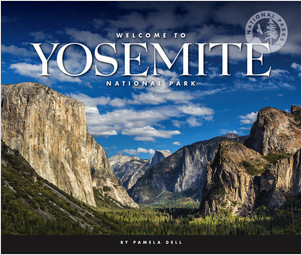 Cover: Welcome to Yosemite National Park