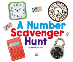 Cover: A Number Scavenger Hunt