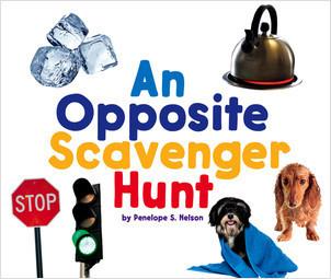 Cover: An Opposite Scavenger Hunt