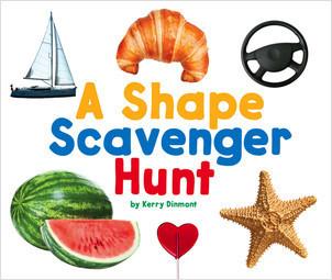 Cover: A Shape Scavenger Hunt