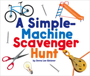 Cover: A Simple-Machine Scavenger Hunt