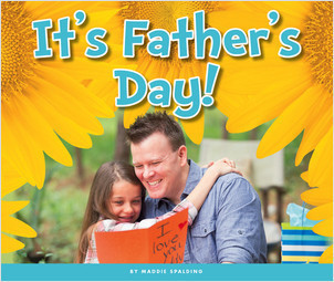 Cover: It's Father's Day!
