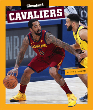 Cover: Cleveland Cavaliers