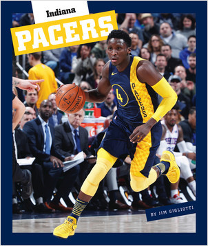 Cover: Indiana Pacers
