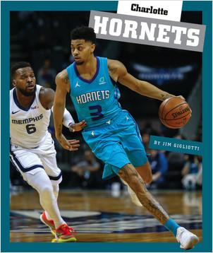 Cover: Charlotte Hornets