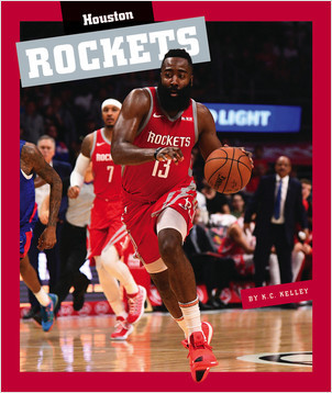 Cover: Houston Rockets