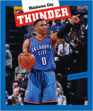 Cover: Oklahoma City Thunder