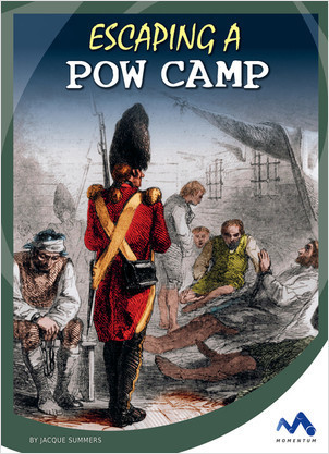 Cover: Escaping a POW Camp