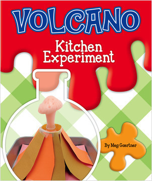 Cover: Volcano Kitchen Experiment