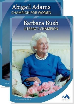Cover: Influential First Ladies