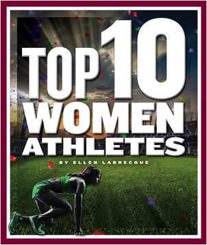 Cover: Top 10 Women Athletes