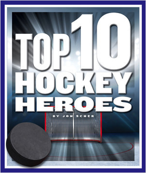 Cover: Top 10 Hockey Heroes