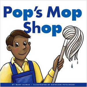 Cover: Pop's Mop Shop