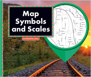 Cover: Map Symbols and Scales