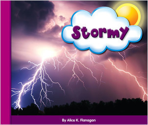 Cover: Stormy