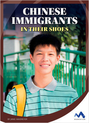 Cover: Chinese Immigrants: In Their Shoes