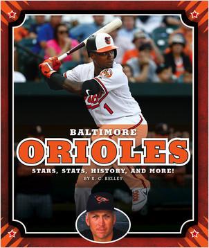Cover: Major League Baseball Teams: AL East