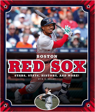 Cover: Boston Red Sox