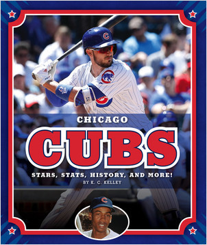Cover: Major League Baseball Teams: NL Central
