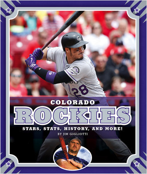 Cover: Colorado Rockies