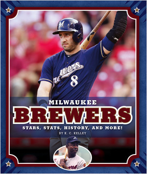 Cover: Milwaukee Brewers