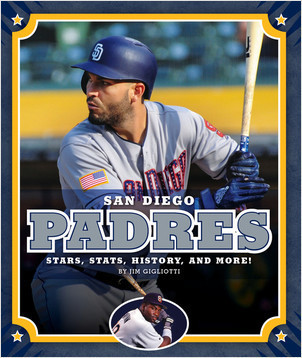 Cover: San Diego Padres