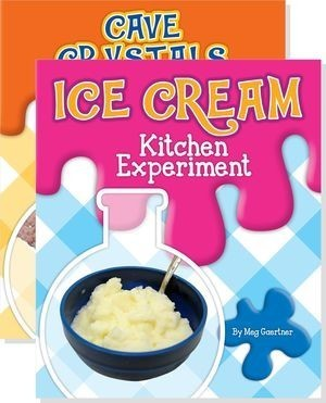 Cover: Science Experiments in the Kitchen