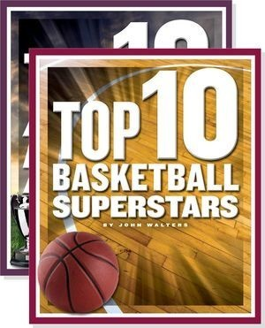 Cover: Top 10 in Sports